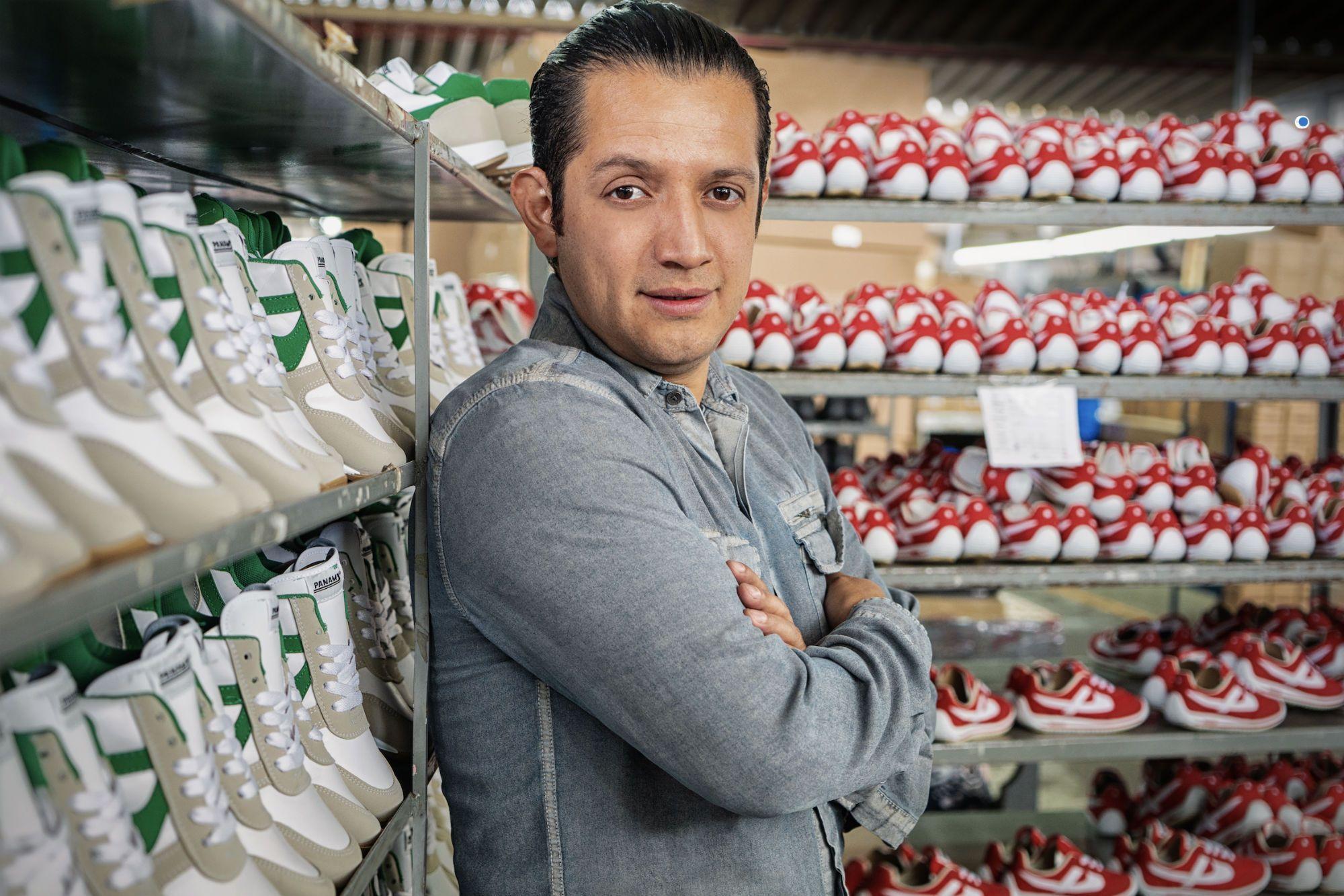 Similar Punto de partida Feudal  Los tenis mexicanos que le dan pelea a Nike y Adidas