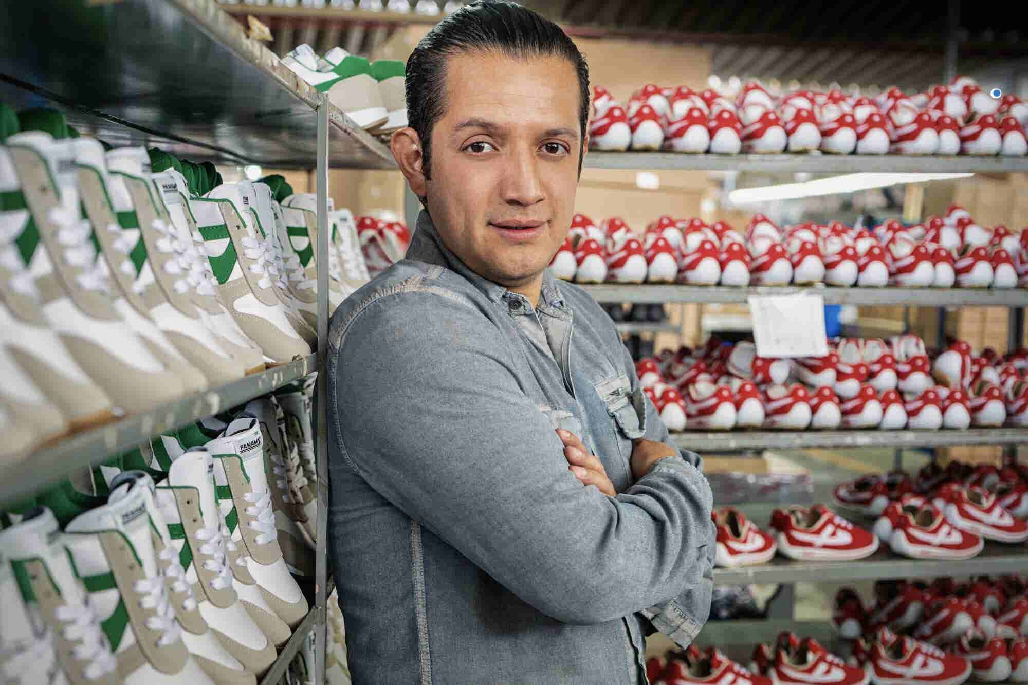 Los tenis mexicanos que le dan pelea a Nike y Adidas