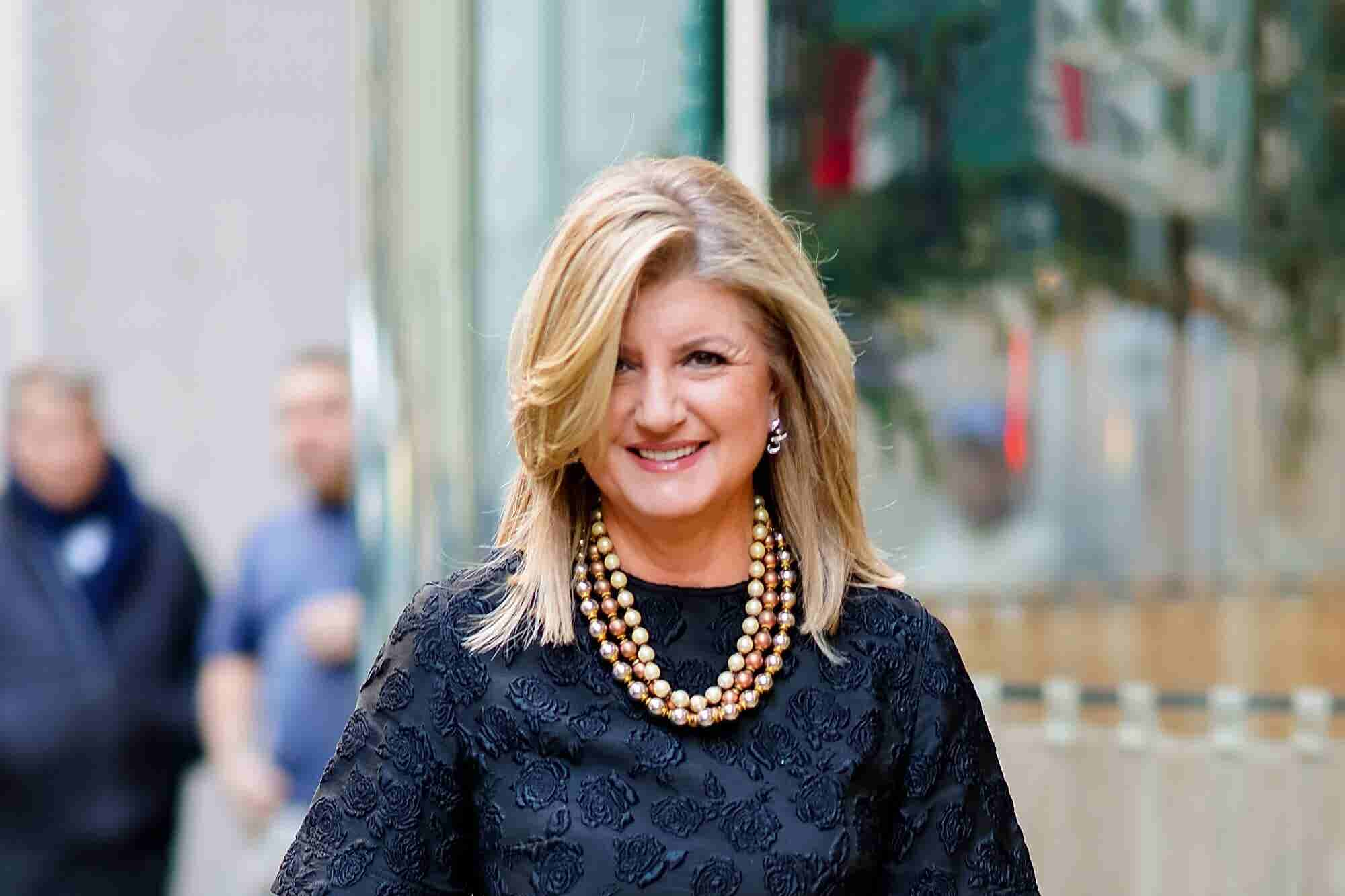 Arianna Huffington Thought 'HuffPost' Would Be Her 'Last Chapter.' Was She Ever Wrong.