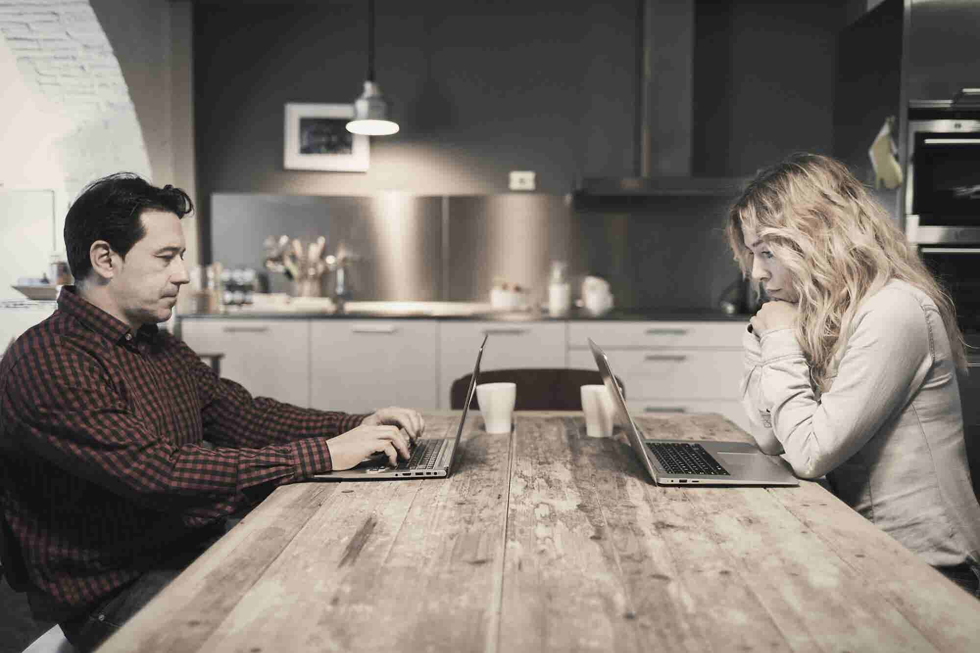 What to Do If Your Partner Isn't Supportive of Your Business