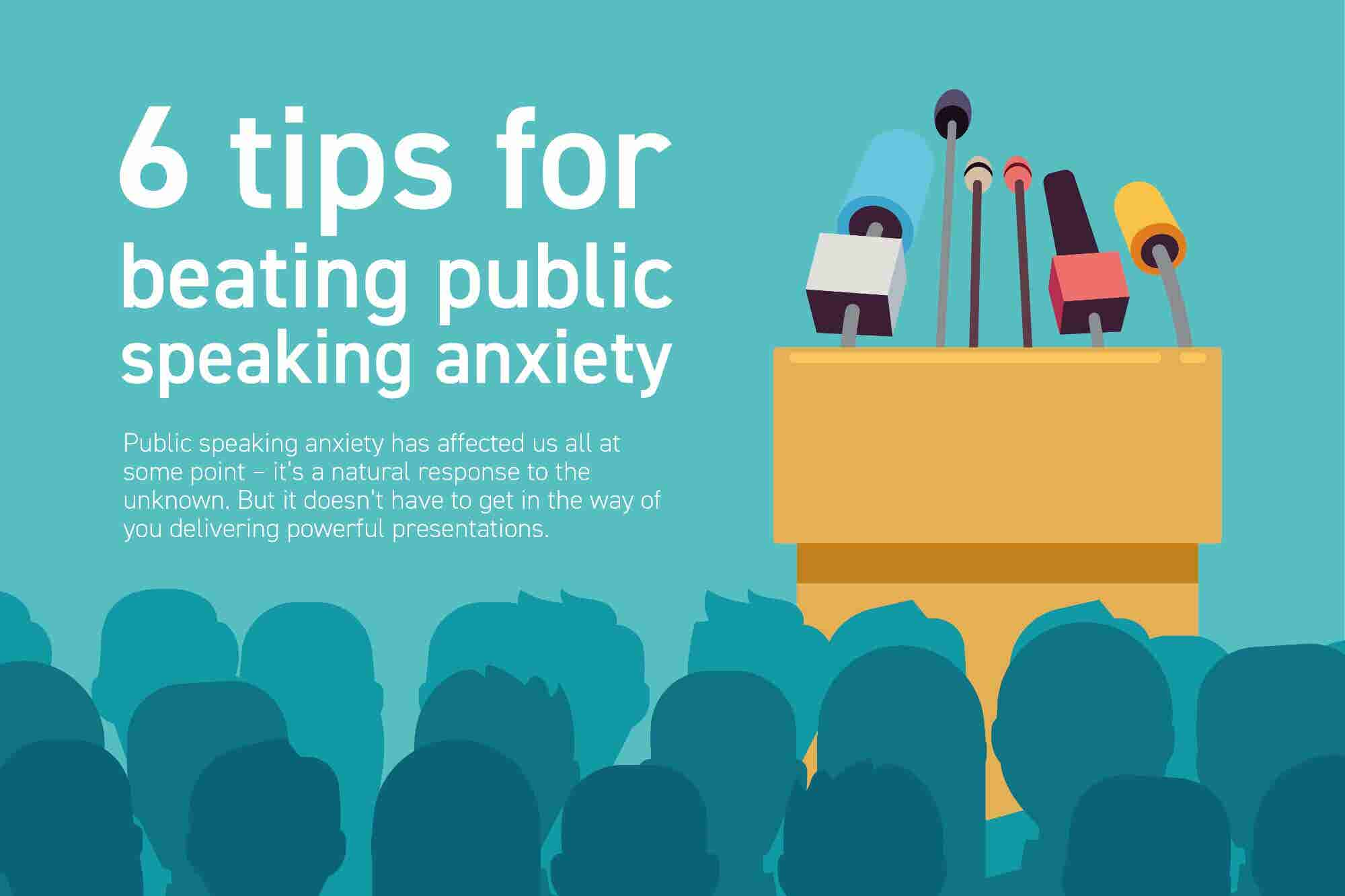 6 Easy Tips for Conquering Your Fear of Public Speaking (Inf...