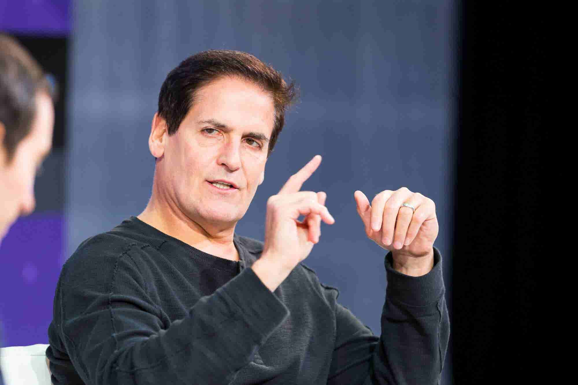 Why Big-Name Investors Like Mark Cuban Are Disrupting the Legal Profession