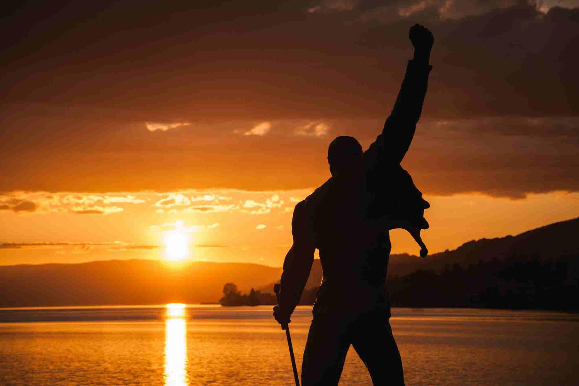 Por qué Freddie Mecury es un líder que puedes imitar