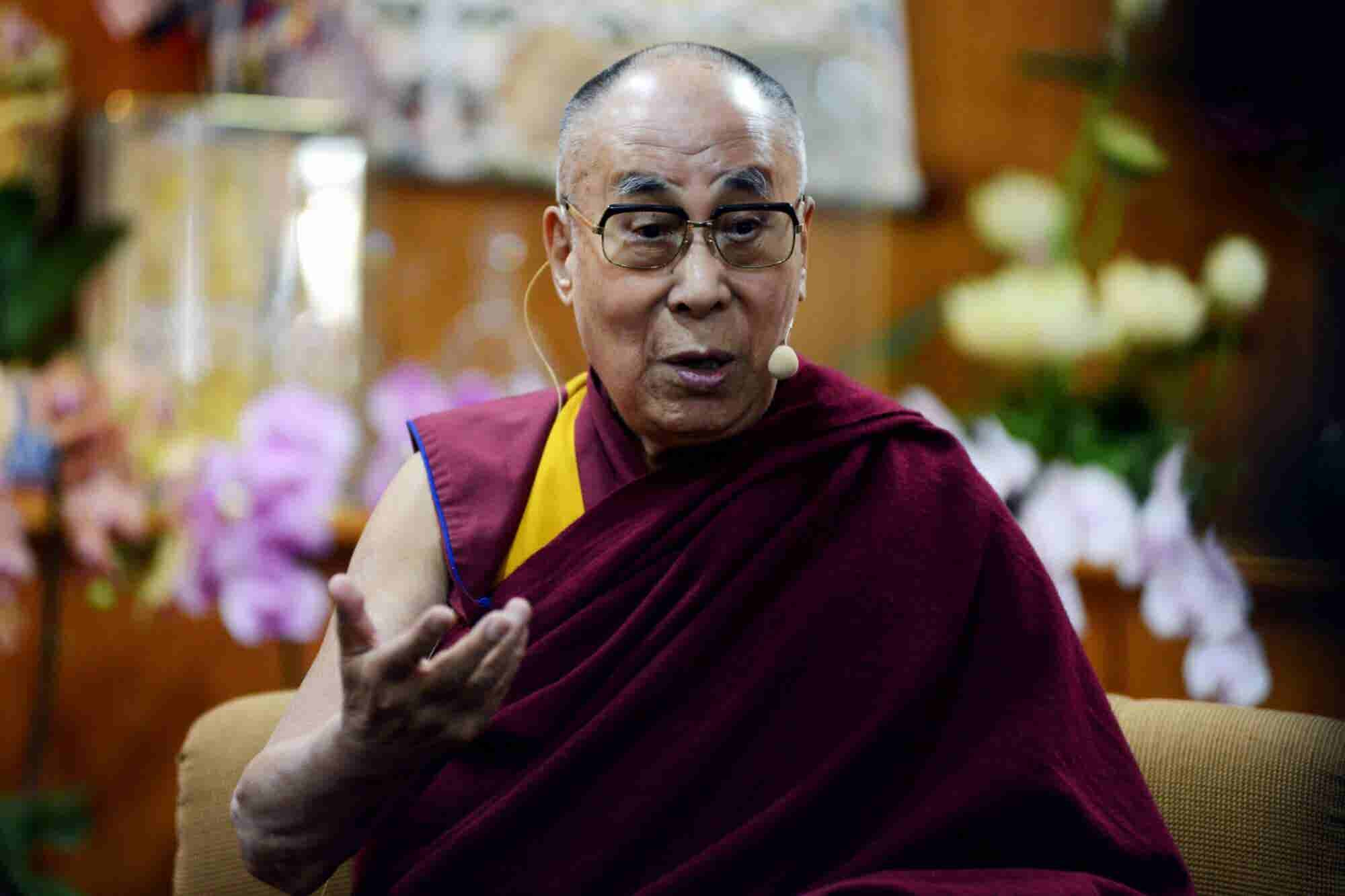 3 Observations About Compassion From the Dalai Lama That Could Change Your Approach to Entrepreneurship