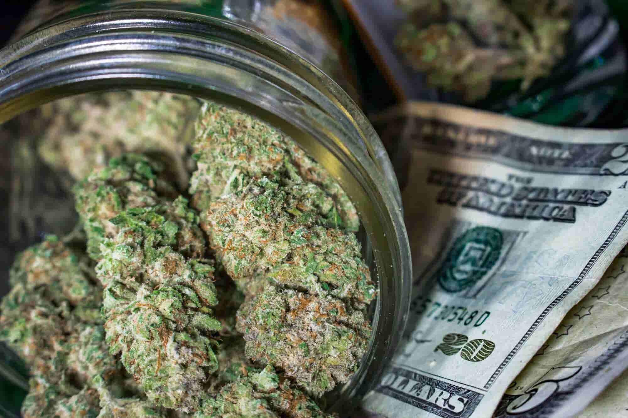 As Michigan Awaits Millions in Marijuana Tax Revenue, Massachusetts Still Waits