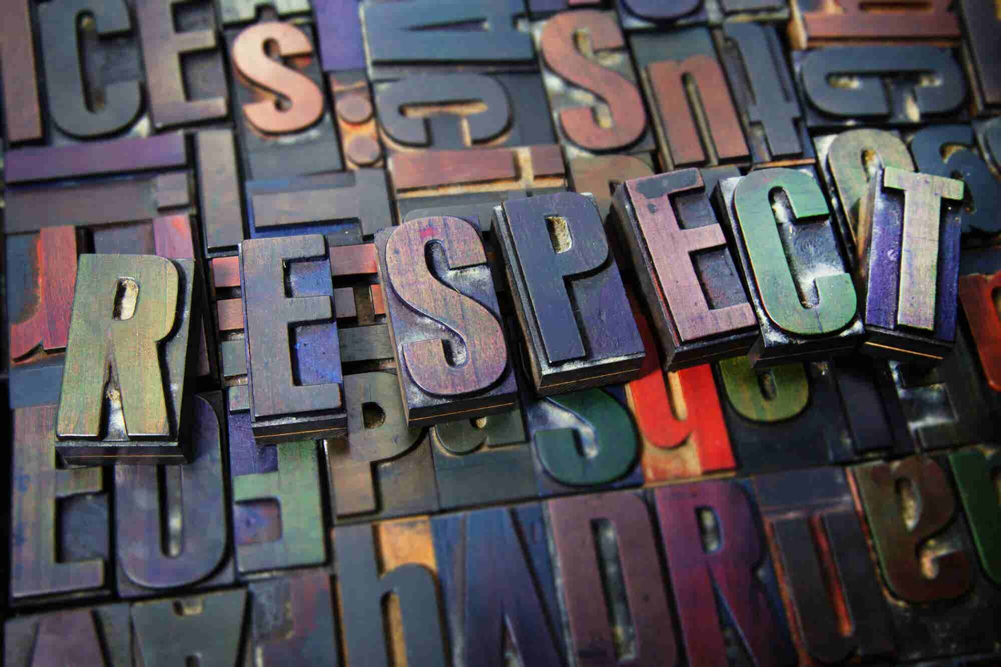 To Build a Resilient Culture Stop the Blaming and Shaming and Start Showing People Respect