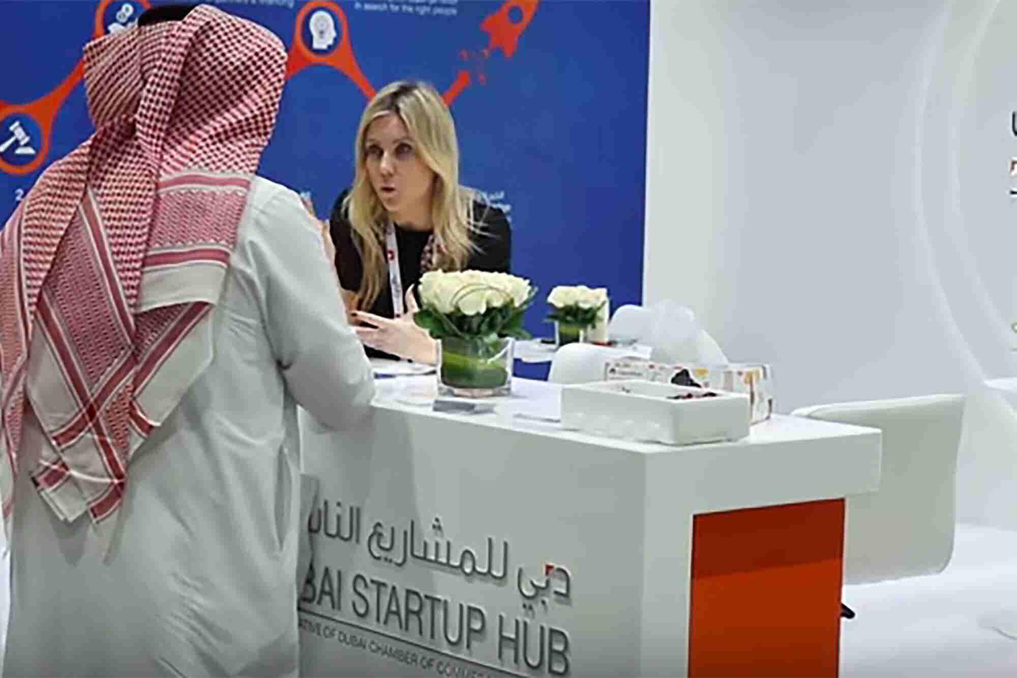 Dubai Startup Hub Brings Startups To Exhibit At GITEX Future Stars 2018