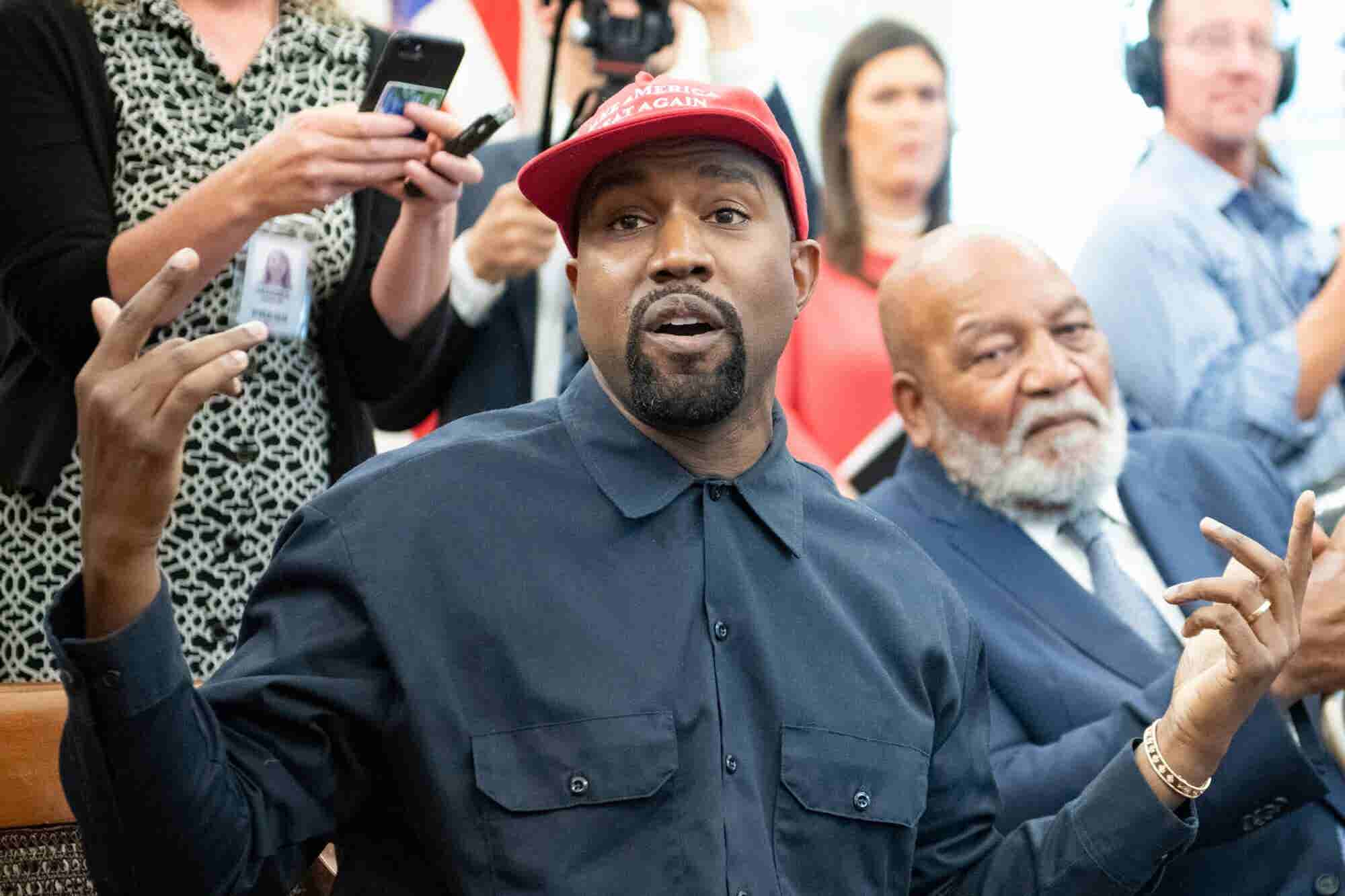 Kanye West Is Hard to Ignore. Here's What You Can Learn From His Antic...