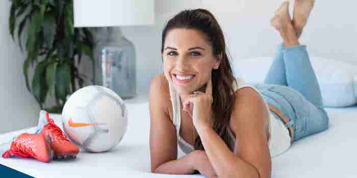 6 Sleep Habits and Early Morning Rituals of World Cup Champion Alex Morgan