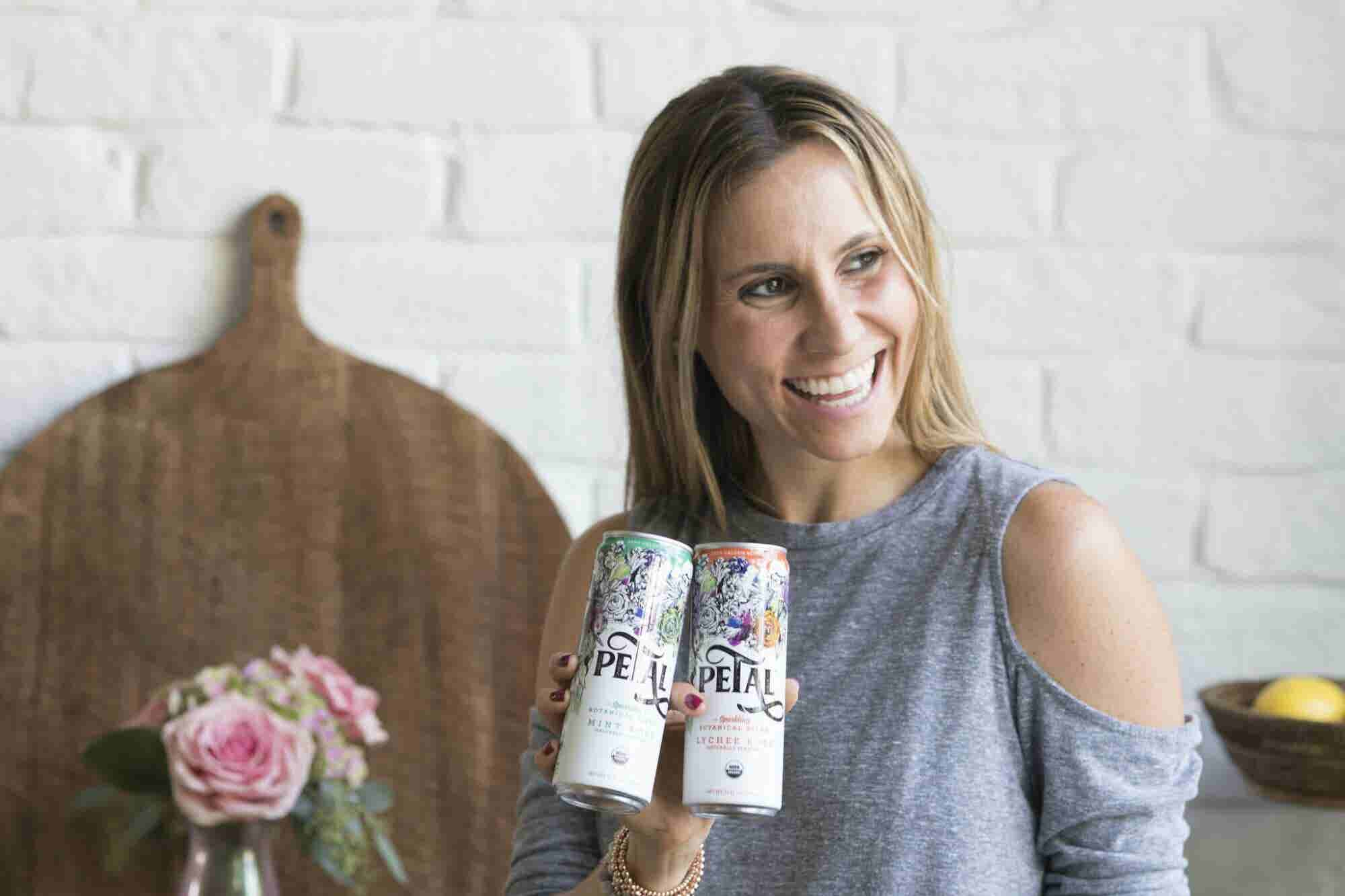 This Beverage Entrepreneur's Mentor Pushed Her to Pivot, and Now Her B...