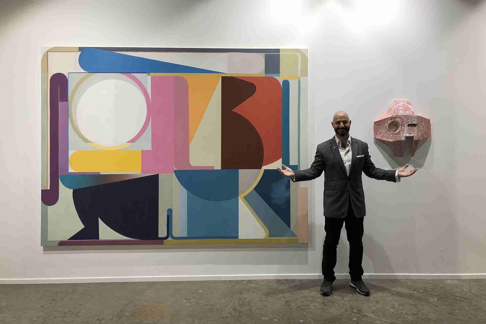 Creative Pursuits: Kourosh Nouri, Founding Director, Carbon 12 Gallery