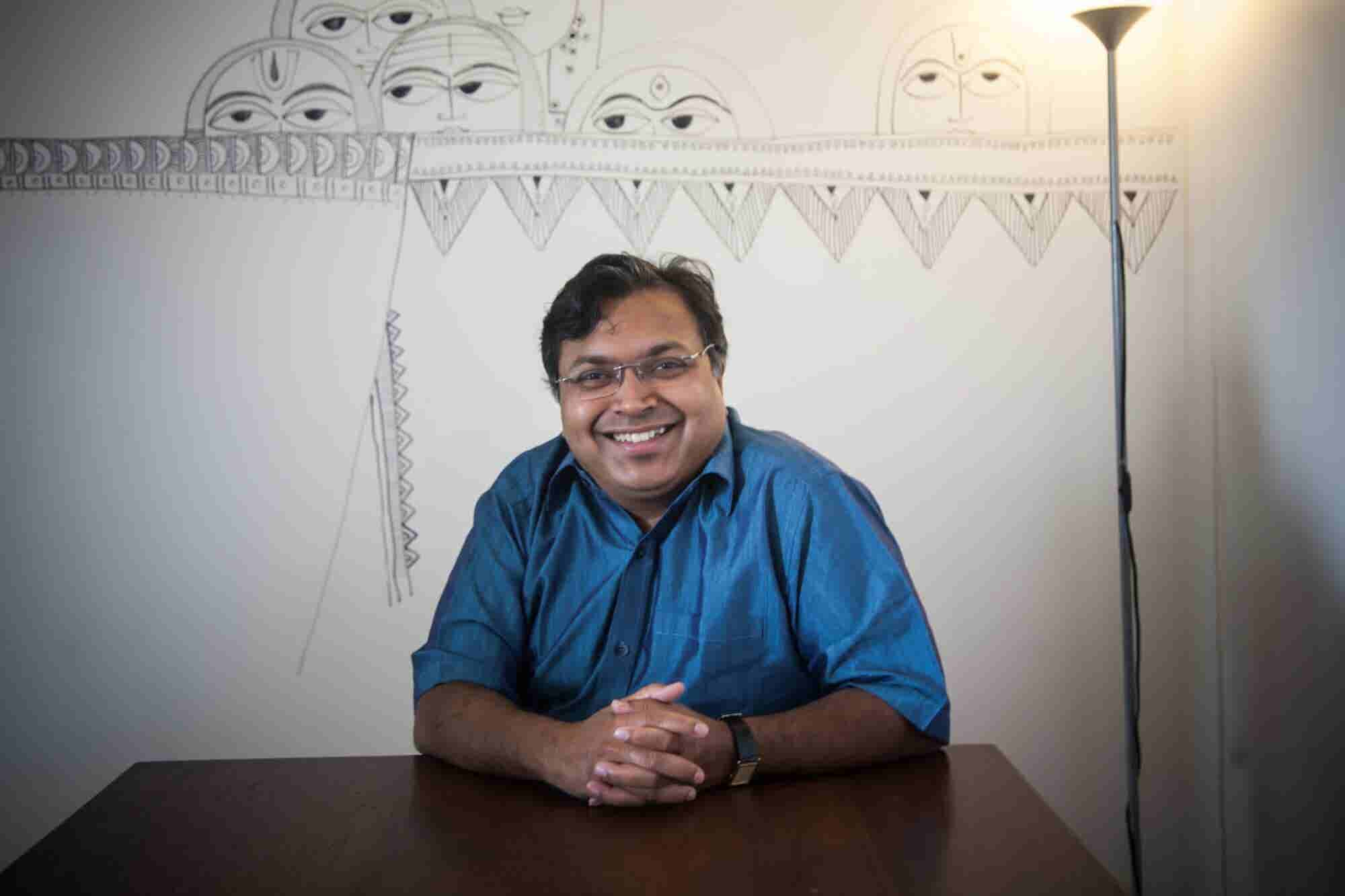LGBTQ Series: Indian Author Devdutt Pattanaik on How Businesses Can Benefit from Inclusion