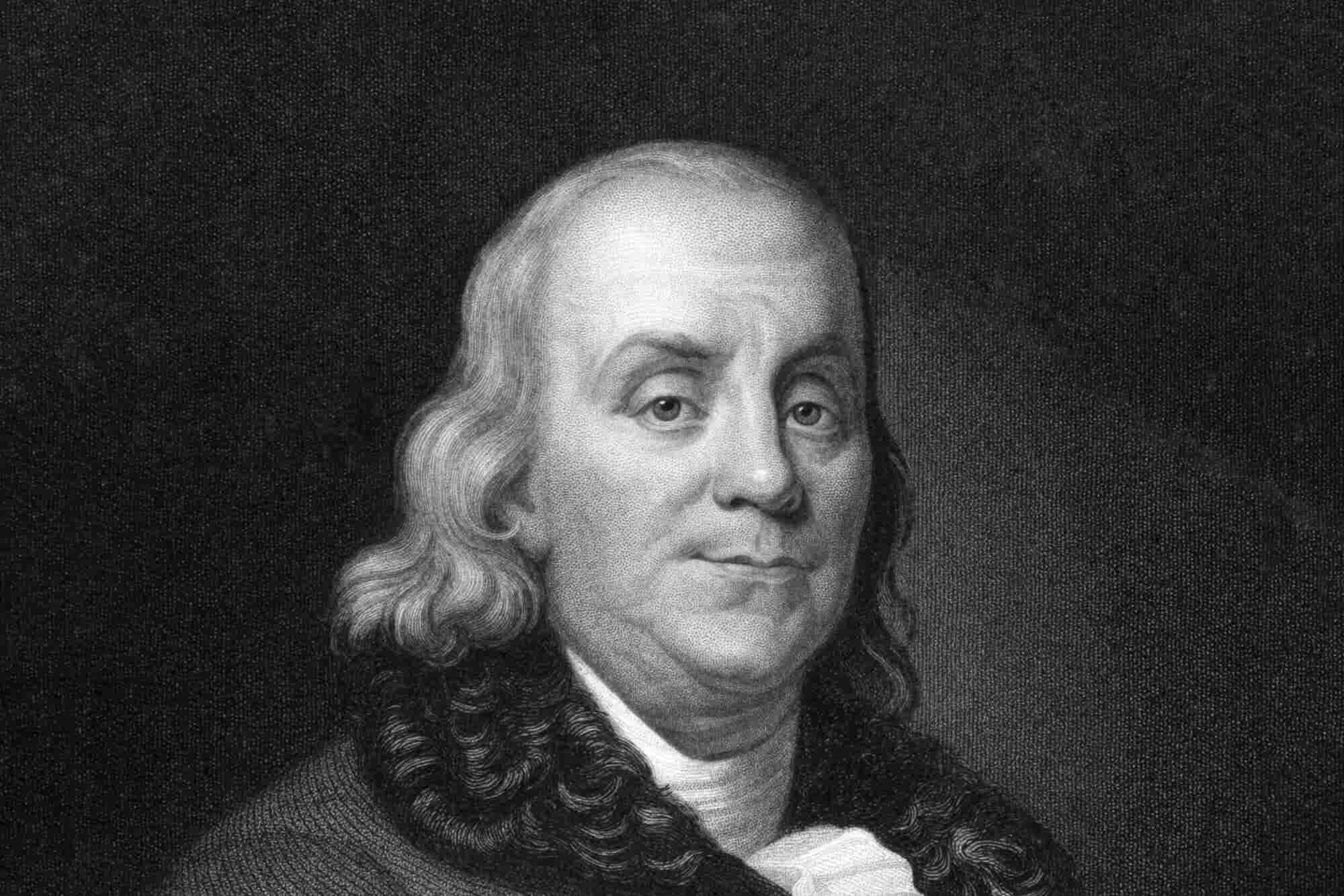 What Benjamin Franklin's 13 Virtues Taught Me About Leading a Company...