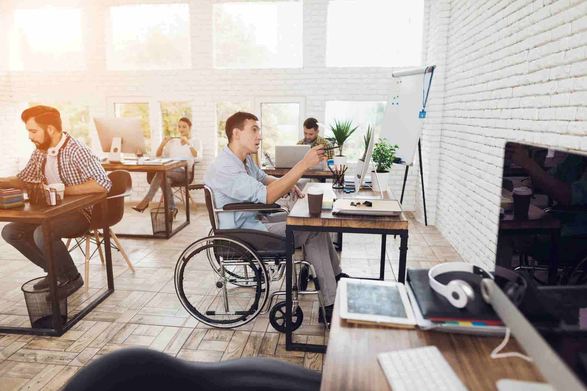 Employing Individuals with Disabilities May Solve Your Talent Crisis