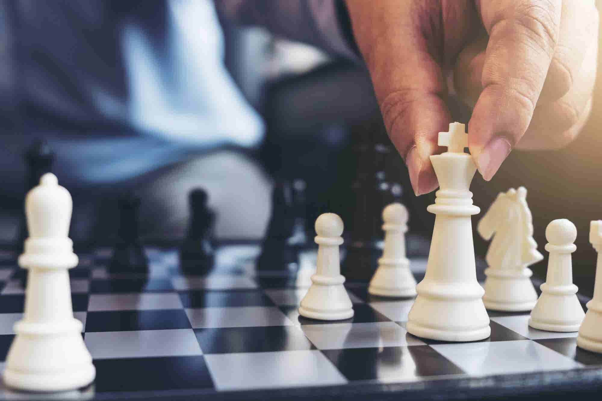 Maintain Your Competitive Advantage by Focusing on Your Most Valuable Asset -- You