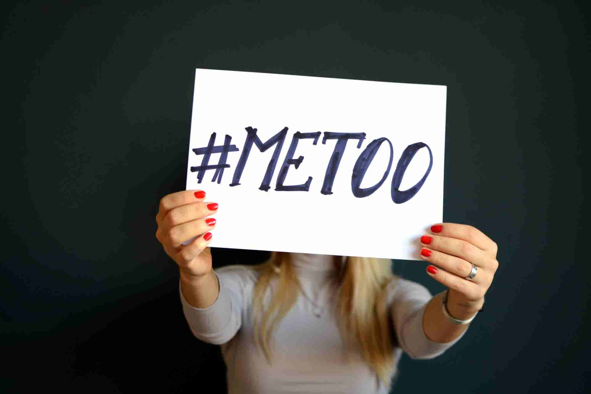 How The #MeToo Movement Affects Leadership Development