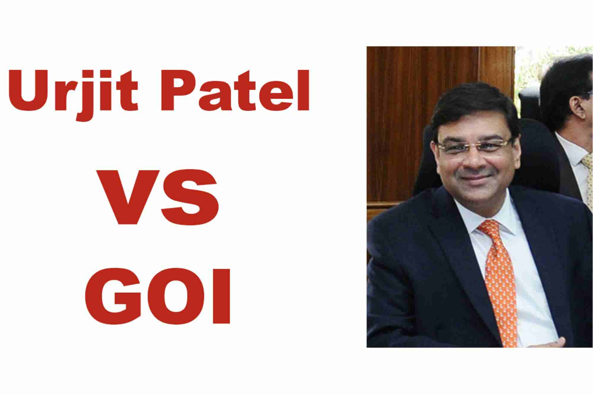 Urjit Patel Locks Horns With Govt & Amazon's Soapy Fraud: 4 Things to Know