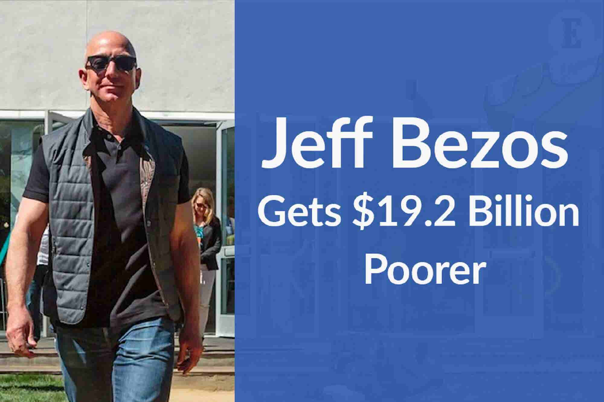 Jeff Bezos Sets a New Record & Google Takes $25 Billion Pledge: 4 Things to Know Today