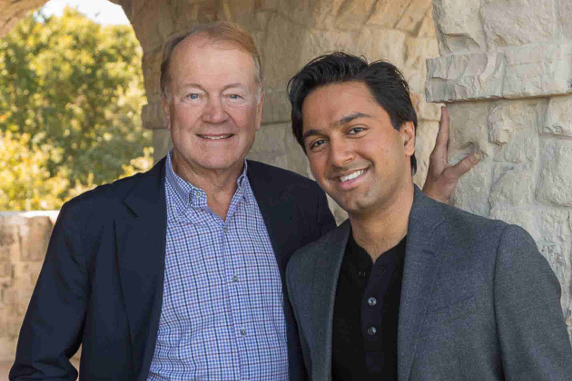 Tale of a 15-Second Pitch That Left Ex-Cisco Chairman John Chambers Im...