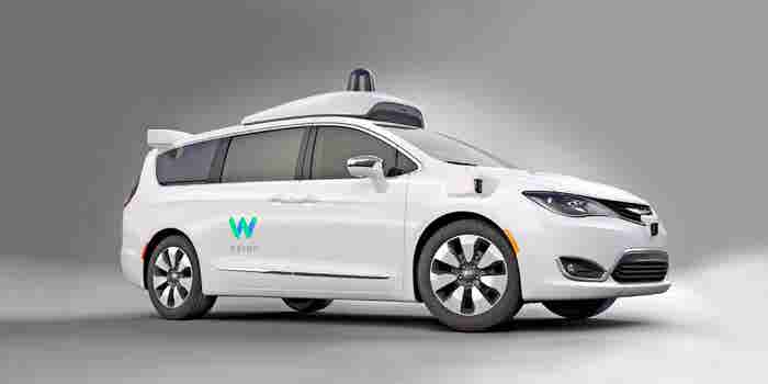 Waymo Gets First Permit to Test Fully Driverless Cars in California