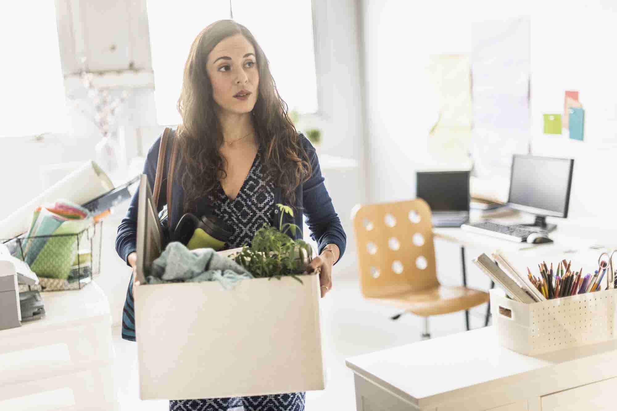 Why Leaving Your Job Could Be the Smartest Career Move You'll Ever Mak...