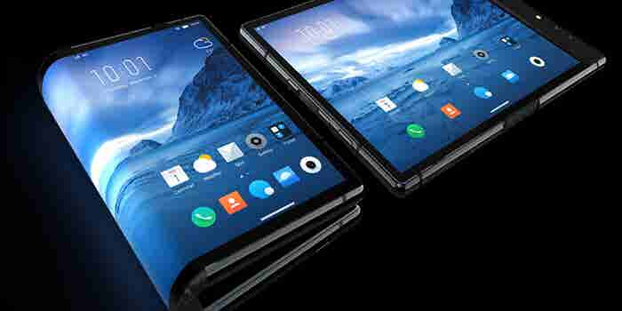 FlexPai: The World's First Foldable Smartphone Comes To China