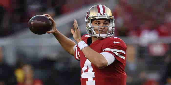 Unknown 49ers QB Has Incredible Debut, Gets Twitter Verified in Middle of Game