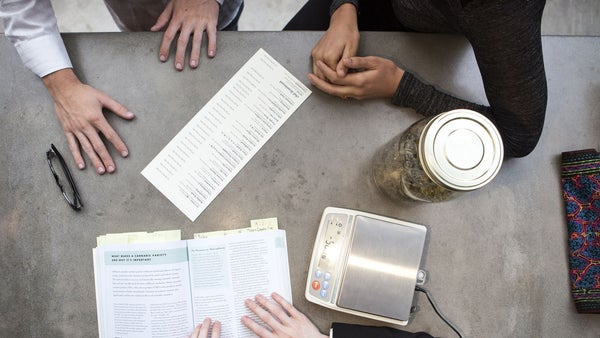 Survey Finds Dispensary Staff Are Well Trained for Sales but