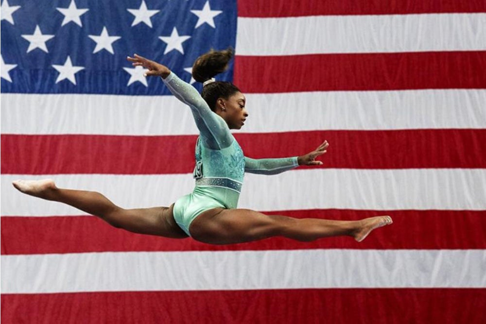 Drops and Falls Didn't Stop Simone Biles From Making History: 3 Things to Know Today