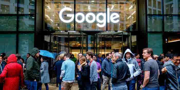Por qué más de 1,500 trabajadores de Google realizaron una huelga