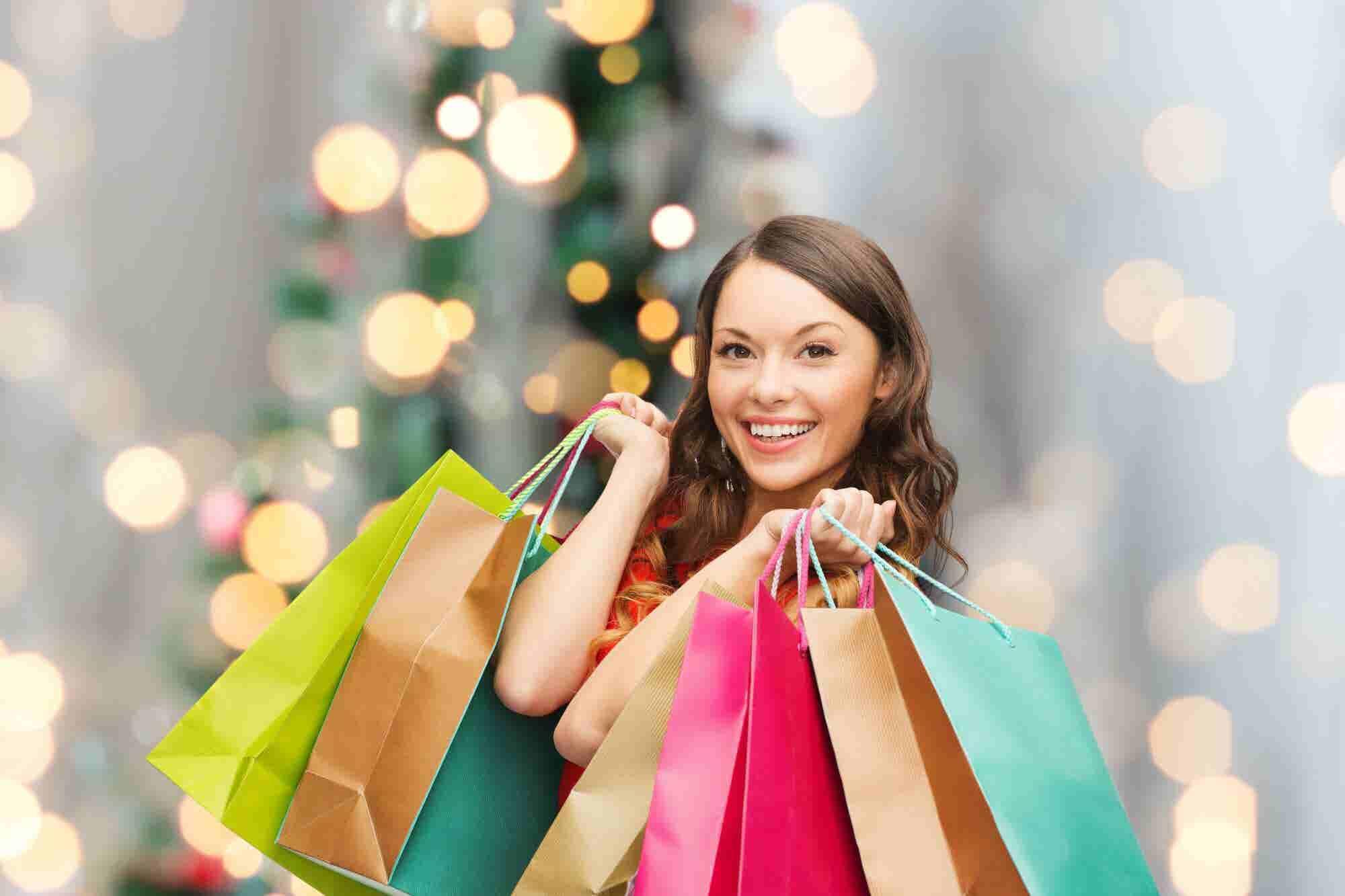 Adelántate a la temporada y prepara un negocio de asesoría para compra de regalos