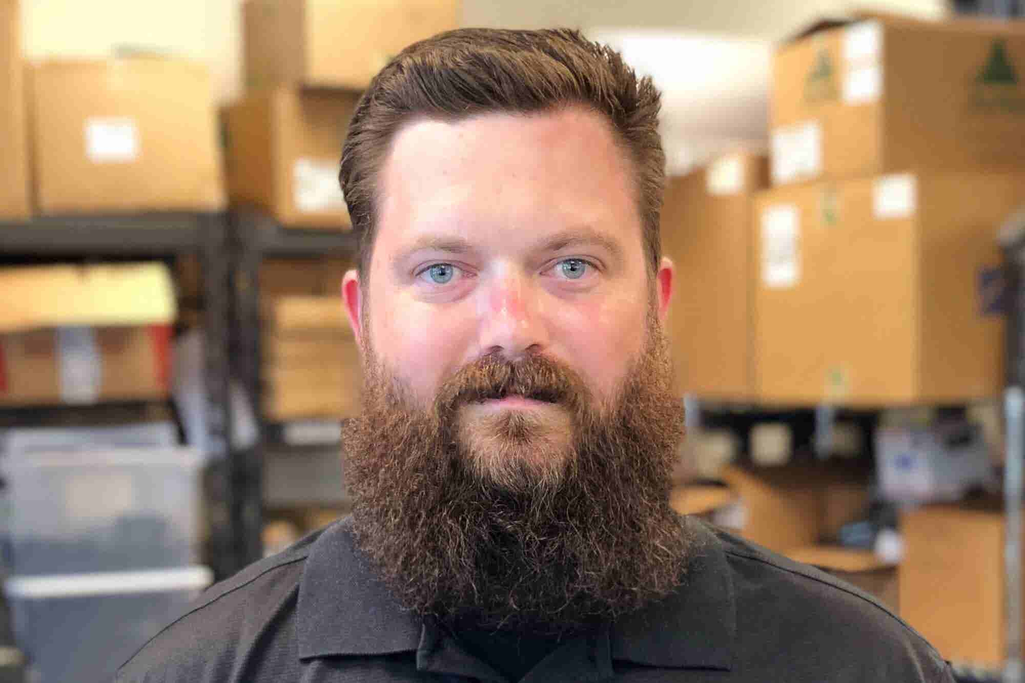 5 Ways This Veteran Used His Military Experience to Grow a $3.5-Million Beard Grooming Business