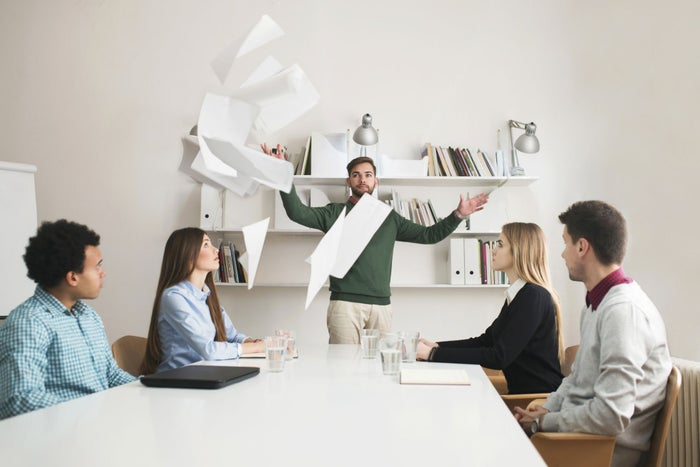 The Coming Workplace Revolution