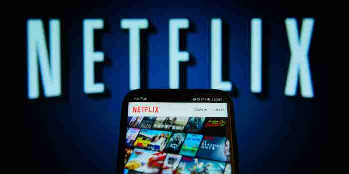 Netflix Is Up Despite Down Day for Tech Stocks