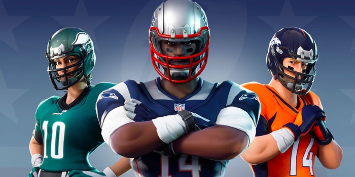 promo code 167ad 18d97 NFL Teams Up With Epic Games to Bring All 32 Team Uniforms ...