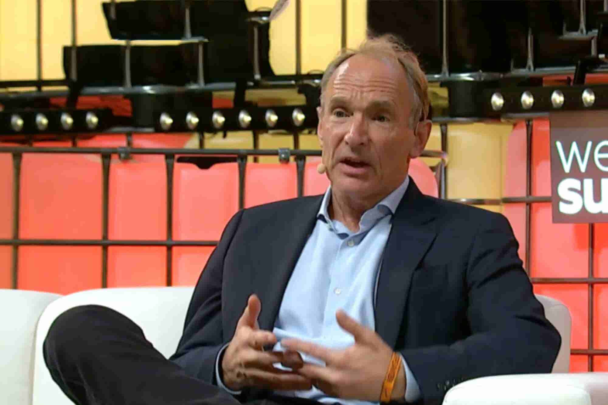 Tim Berners-Lee Pushes For 'Contract' to Protect the Web