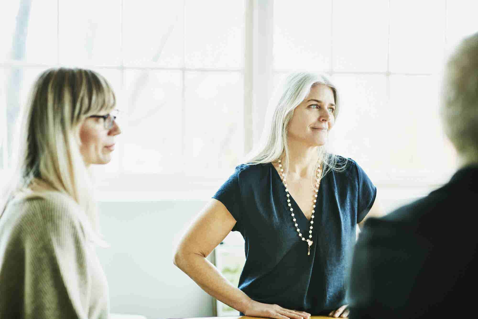 Powerful Women Don't Need the Limelight to Be Influential. Here's Why.