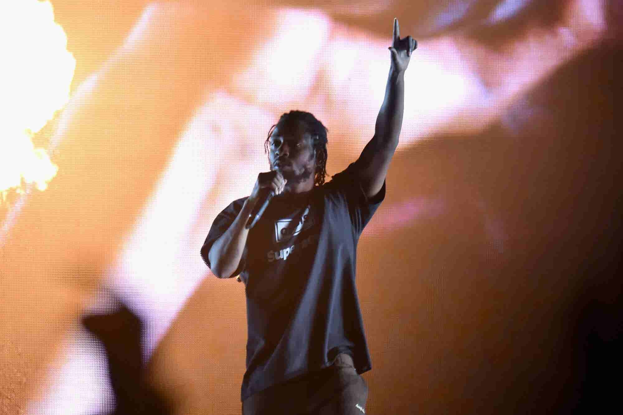 Next-Level Marketing Lessons From Kendrick Lamar