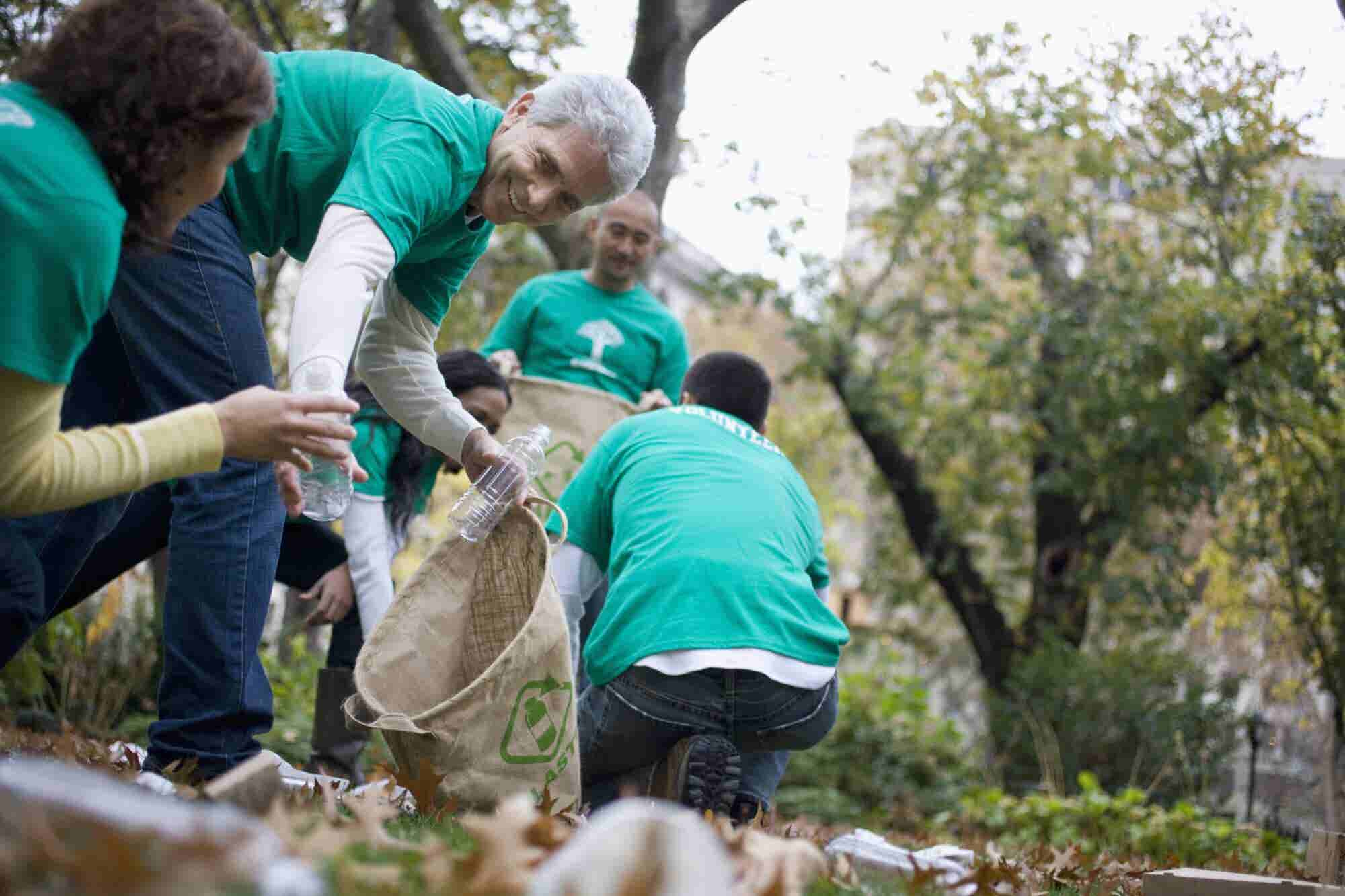 We Offer Time Off to Volunteer as a Unique Perk -- But It's Also Good for Business