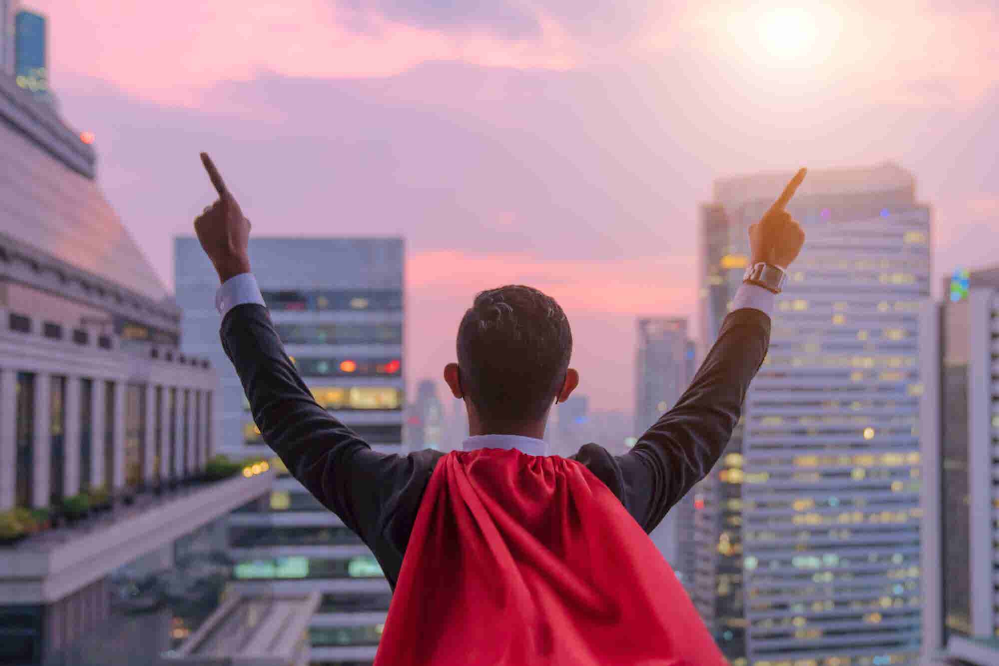 Hero Intensity: The Second Part of Achieving an Executive Hero Factor