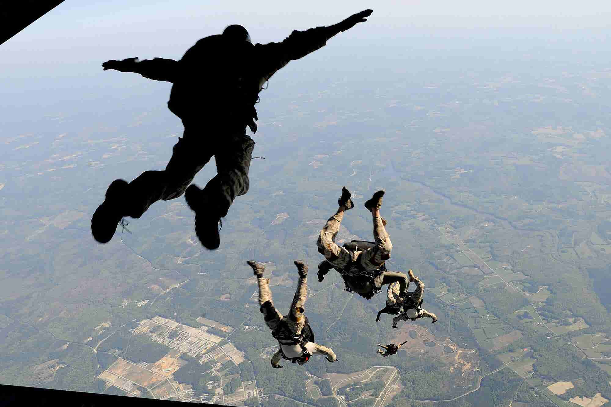 21 Things Military Veteran Entrepreneurs Know About Risk That You Can Use Every Day