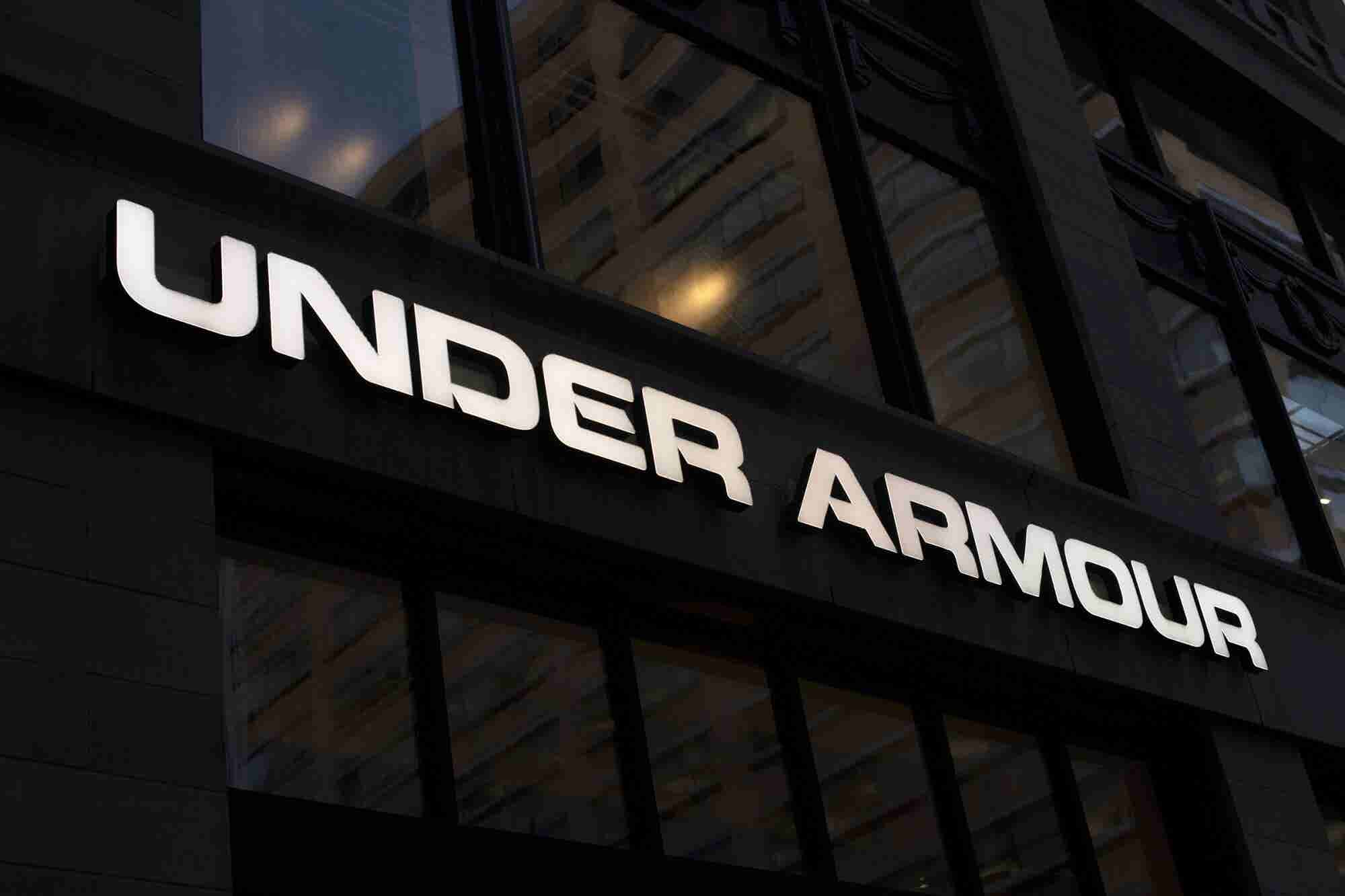 Under Armour CEO on Reimbursing Visits to Strip Clubs: 'This Is Not the Culture We Envision'