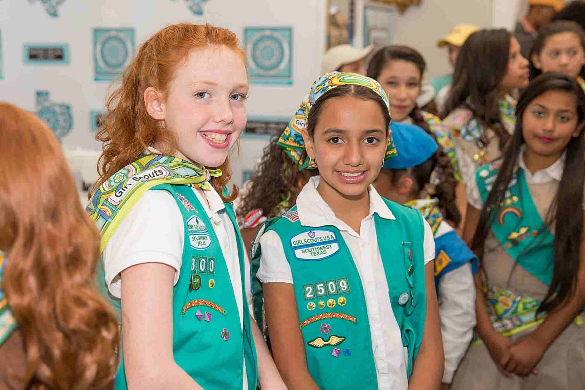 Girl Scouts of the USA, Which Teaches Girls to Be Entrepreneurs, Is Ta...