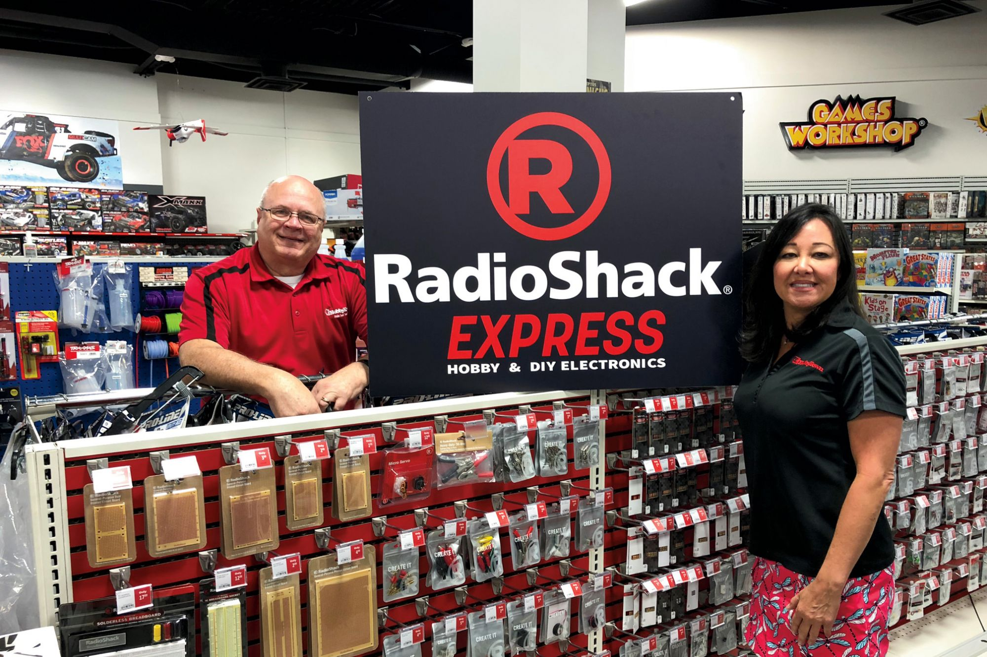 Radioshack Is Now Selling In Unexpected Places Will