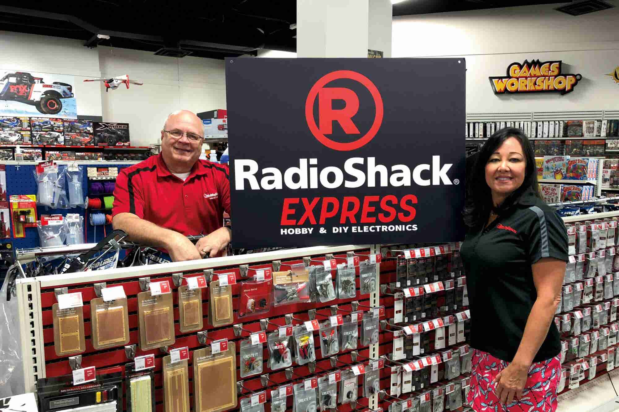 RadioShack Is Now Selling in Unexpected Places. Will Anyone Buy?