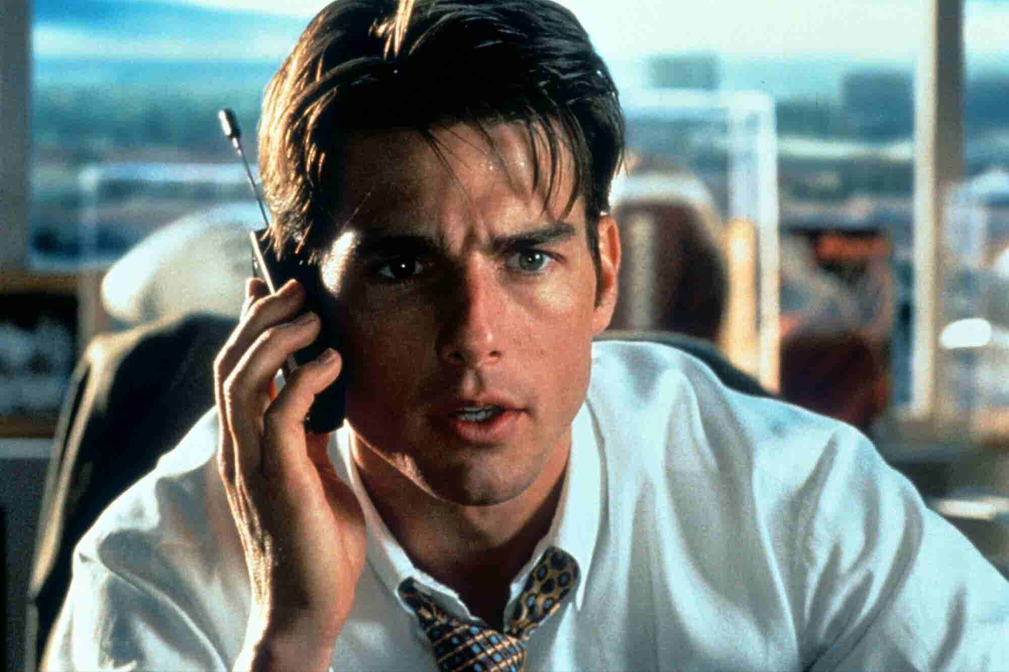 El 'Jerry Maguire' de la vida real me enseñó estas reglas cruciales pa...