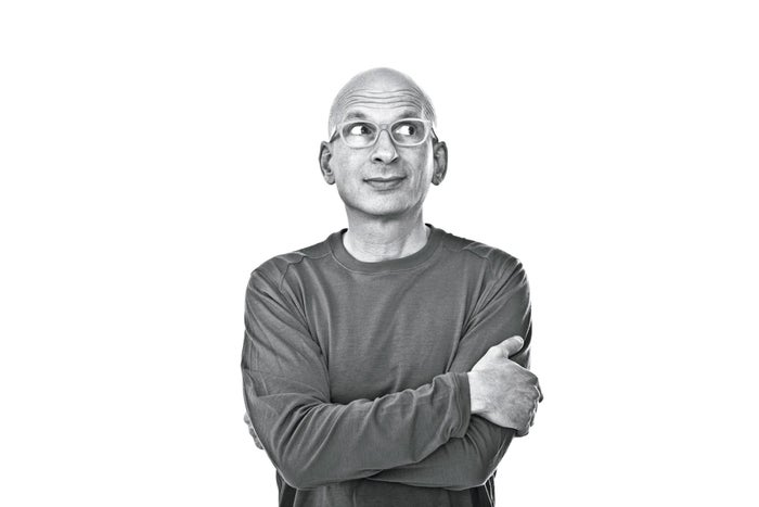 What Seth Godin Wants You To Know About Marketing in 2019