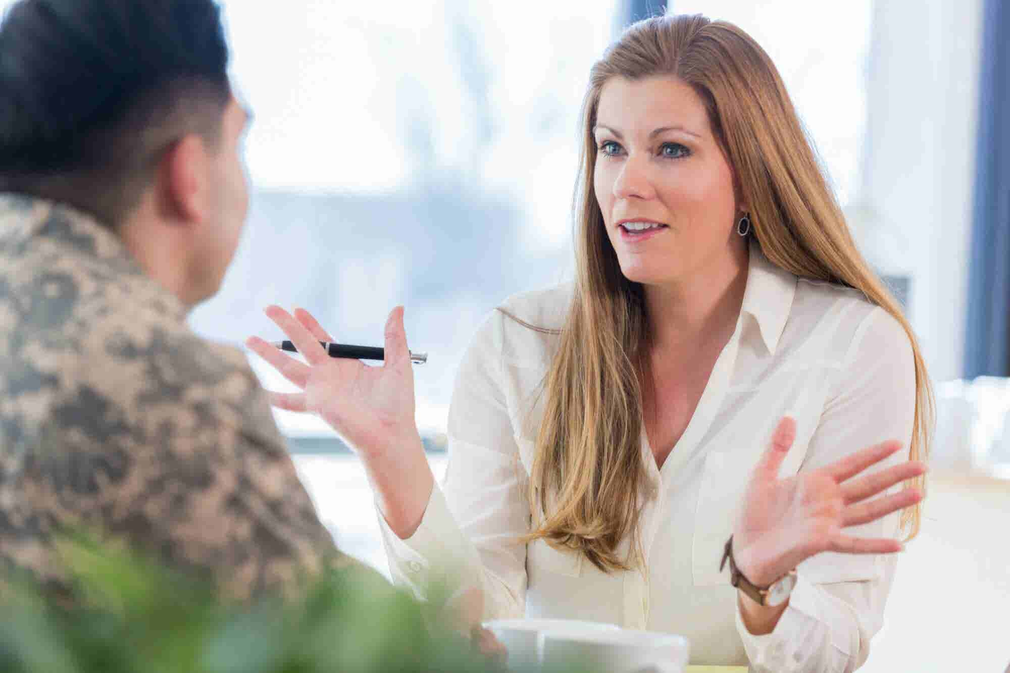 What Entrepreneurs Can Do to Help Veterans Make the Transition From Military to Civilian Jobs