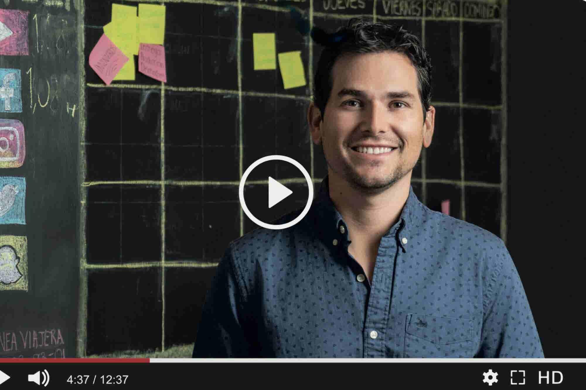 'Alan por el mundo' te dice cómo ganar dinero con tu canal de YouTube