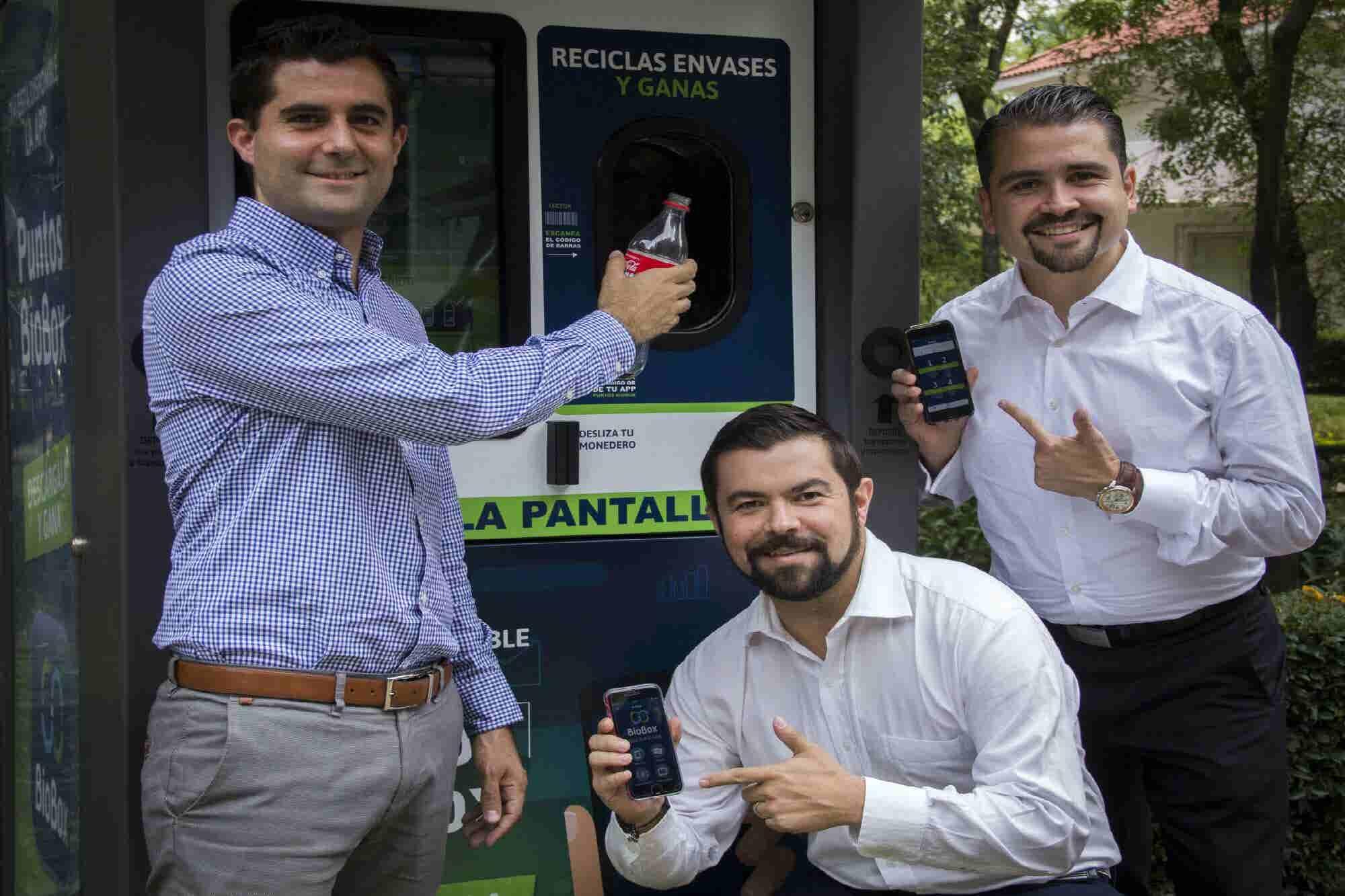 BioBox, la startup mexicana que te da premios por reciclar tu basura